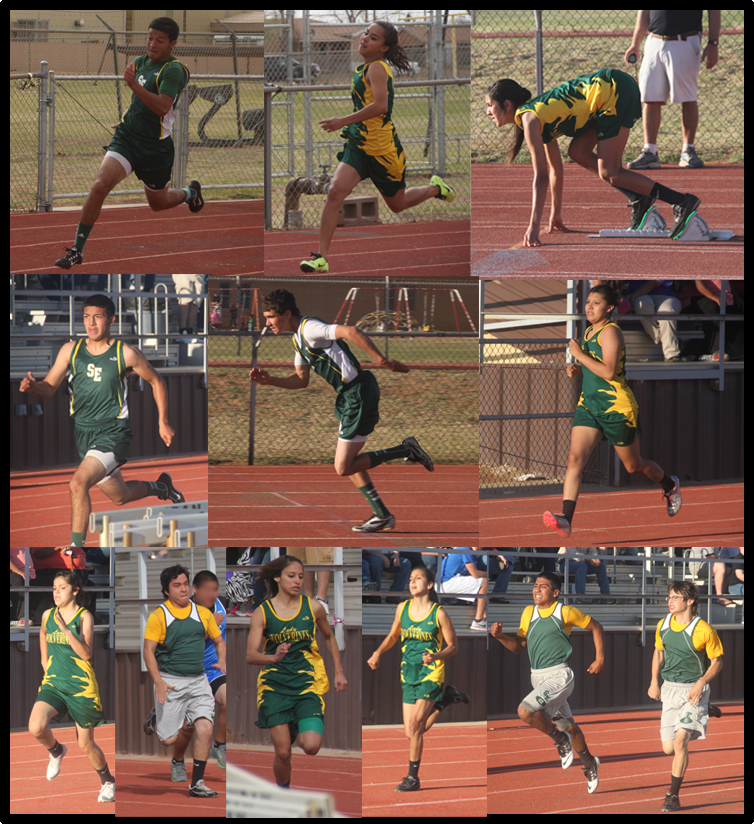 garland isd district track meet 2014